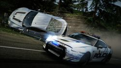 Nissan GT-R Takedown Aston Martin V12 Vantage NFS Hot Pursuit 2010.jpg
