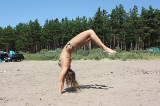 Handstand at the beach.jpg