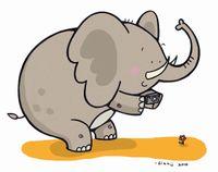 101+ Gambar Lucu Gajah Mada Terlihat Keren