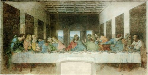 Leonardo da Vinci The Last Supper.jpg